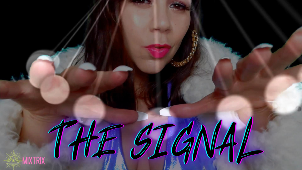 Erotic hypnosis with pendulum type effect in this fan favorite video called the signal